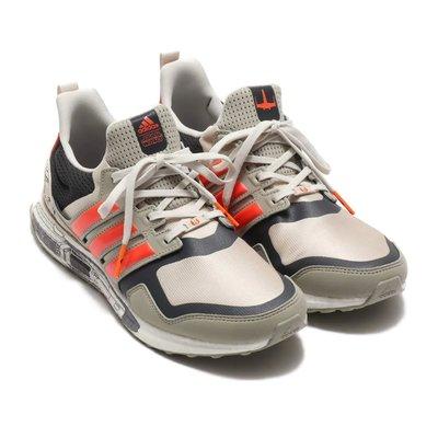 =CodE= ADIDAS ULTRA BOOST S&L X STAR WARS 慢跑鞋(灰橘)FW0536 星際大戰