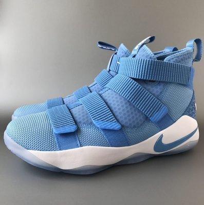 LEBRON SOLDIER X詹姆斯戰士11篮球鞋 943155-408 US10-11-12