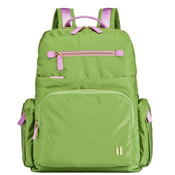 SUMDEX 12.1吋+10吋平板 多隔層聚光後背包NON-734LS雲山綠