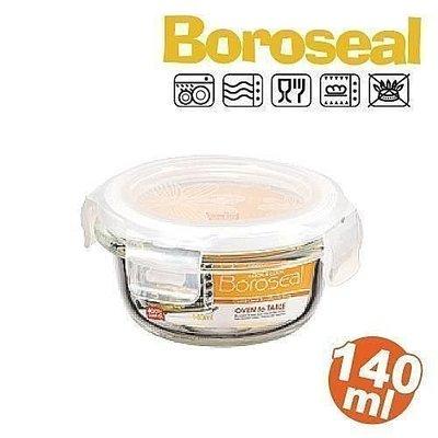 《享購天堂》LOCK LOCK樂扣樂扣微波烤箱耐熱玻璃保鮮盒LLG811/140ml 密封罐 保鮮盒 儲物罐 電鍋可