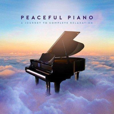 音樂居士*安靜的鋼琴 Peaceful Piano 2017 (3CD)*CD專輯