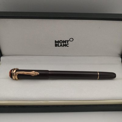Mont Blanc  鋼筆