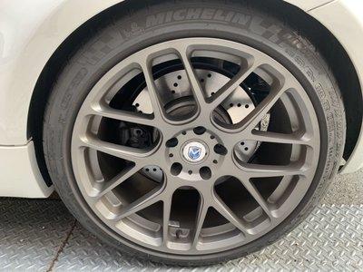 BMW 19寸MORR鈴連4條米仔軚