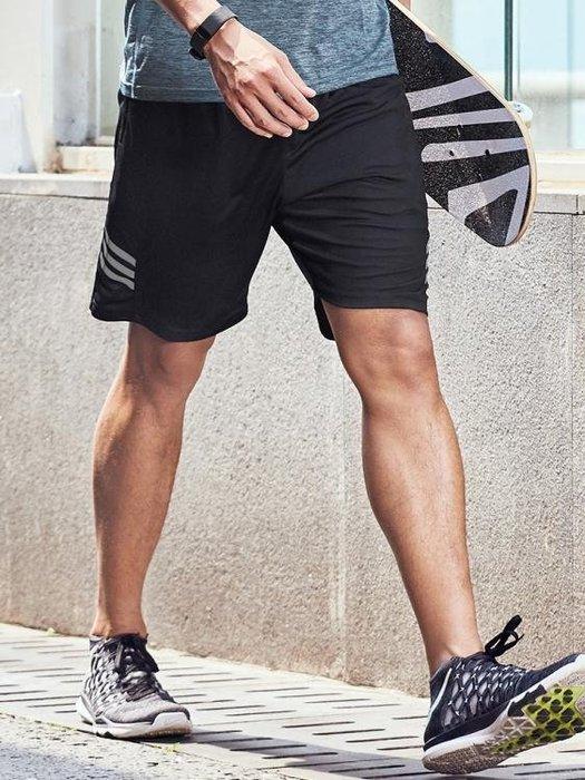 短褲 運動短褲男跑步健身速干潮休閒五分女夏季寬鬆訓練中褲大碼籃球褲 全館免運精品鞋包