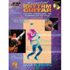 [反拍樂器] Essential Rhythm Guitar 進口吉他教材