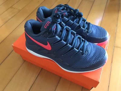Nike Air Zoom Vapour X - Women - Dark Blue, Pink 網球鞋