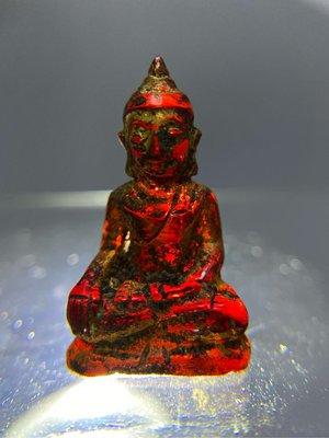 寶石佛1300年佛塔出發光千年佛祖擋疫情及招財藏世不多只有一個發光佛祖疫情嚴峻 家財萬貫 擁有好佛牌在身上保命保身保家產