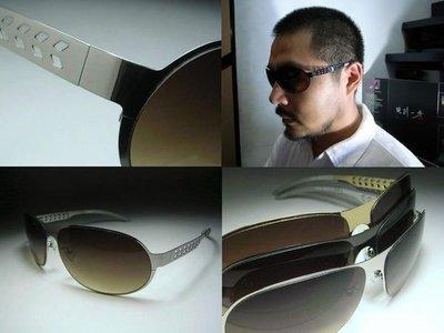 信義計劃眼鏡 Bonkers 太陽眼鏡 日本 橢圓 金屬大框 鏤空金屬腳 超越 ic! berlin