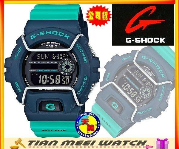 【台灣CASIO原廠公司貨】【天美鐘錶】【下殺↘超低價】G-SHOCK G-LIDE 抗超低溫錶 GLS-6900-2A