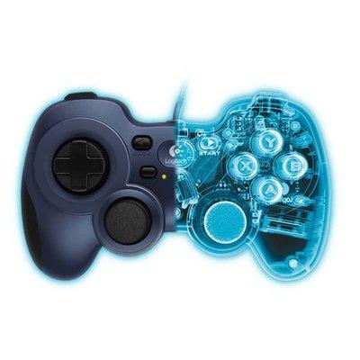 遊戲手柄羅技GamepadF310游戲手柄自定義按鈕多重控制器配置支持AndroidTV