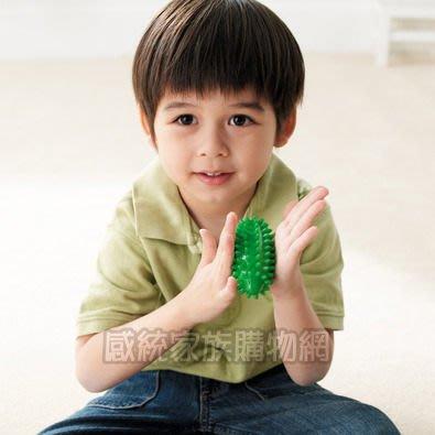 感統家族__WEPLAY 感覺統合 觸覺刺激__大顆橄欖型觸覺球_另售觸覺坐墊及滾筒