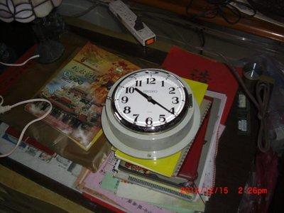 SEIKO 古董時鐘(船鐘)