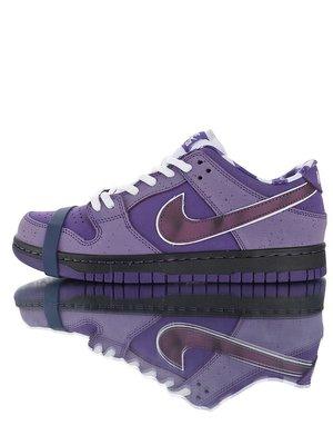 "Nike SB Dunk Low Purple Lobster""紫龍蝦""經典時尚 休閒運動慢跑鞋 BV1310-555 男鞋"