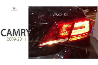 JY MOTOR 車身套件 _ CAMRY 6代 6.5代 09 10 11 年 紅白 LED 尾燈 4件式一台份