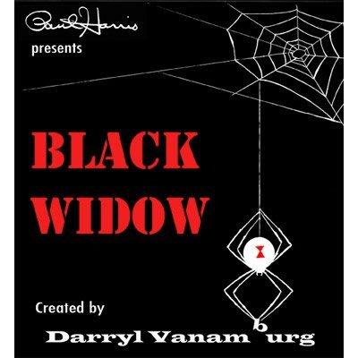 【意凡魔術小舖】YIF空手變幻裝置--黑寡婦(Black Widow+DVD)