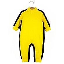 【MissCoCo】李小龍寶寶  功夫小子 全棉 嬰幼兒爬服童裝服 嬰兒連體衣 過年穿新衣~80/90有現貨