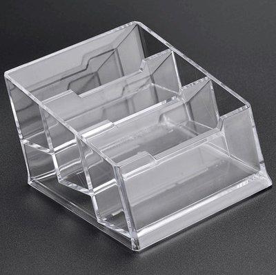 壓克力3層射出名片盒