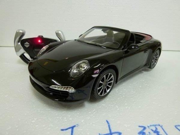 遙控車 RASTAR 1:12 保時捷 Porsche 911 Carrera S