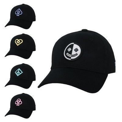 KAPPA DD52聯名球帽(遮陽 防曬 鴨舌帽 帽子 菱格世代 純棉【35151EW】≡體院≡