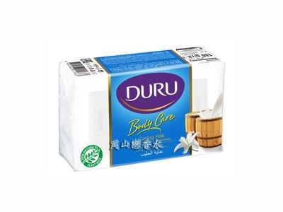 岡山戀香水~土耳其 Duru 牛奶溫和呵護皂180g~優惠價:45元