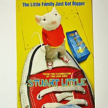 珍貴絕版2000年荷里活賣座動畫卡通電影《一家之鼠超力仔》優先場門券1張