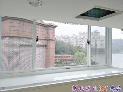 HC鴻展鋁門窗-陽台凸窗~儲物置物櫃店...