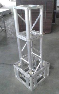 TRUSS舞台重裝備,350mm 450mm 铝合金桁架,吊葫芦