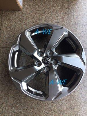 2020年款  落地新(新車拆) Toyota RAV4  5代 正原廠18吋鋁圈~CHR NX UX CAMRY 參考