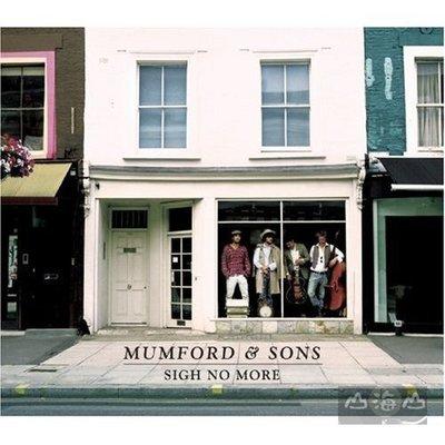 【特價】【黑膠唱片LP】別再歎息 Sigh No More/蒙福之子樂團Mumford & Sons---2723601
