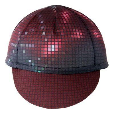 自行車 帽 運動 布帽子-時尚格紋戶外騎行腳踏車配件73nx6[獨家進口][米蘭精品]