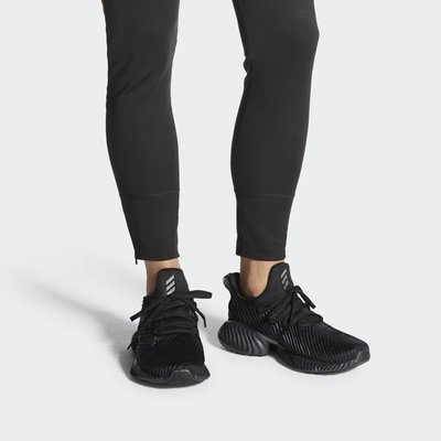 【吉米.tw】ADIDAS ALPHABOUNCE INSTINCT 黑 馬牌輪胎底 慢跑鞋 女鞋 CG5592 SEP