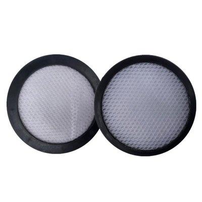 台灣--適配美的除螨儀吸塵器濾芯VM-1712/B7D/B8D/MC3/MC5/U2過濾棉配件