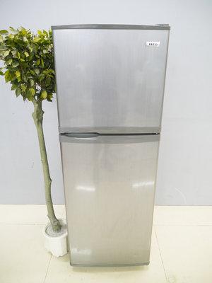 二手家具 台北百豐悅2手買賣推薦-二手東元銀色223公升雙門電冰箱 R2202S中古冰箱樹林二手傢俱買賣三峽2手家電買賣