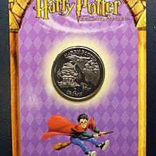 2002年 哈利波特 1Crown 紀念幣