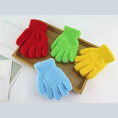 兒童手套 針織手套 保暖手套 防寒手套 兒童保暖手套 兒童全指手套 手套 全指手套 學生手套 保暖 珊瑚絨手套