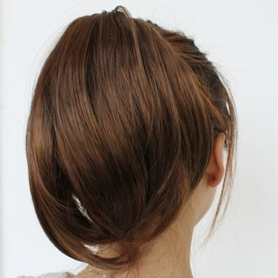 短 假髮 假馬尾-隱形抓夾式內彎短髮女假髮3色73rr53[獨家進口][米蘭精品]