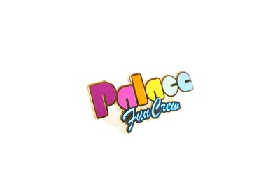 ☆AirRoom☆【現貨】 PALACE FUN BADGE 徽章