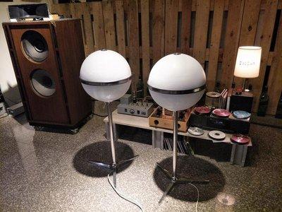 德國原裝 GRUNDIG Audiorama 8000 HiFi Speaker 無指向性 球型藝術喇叭