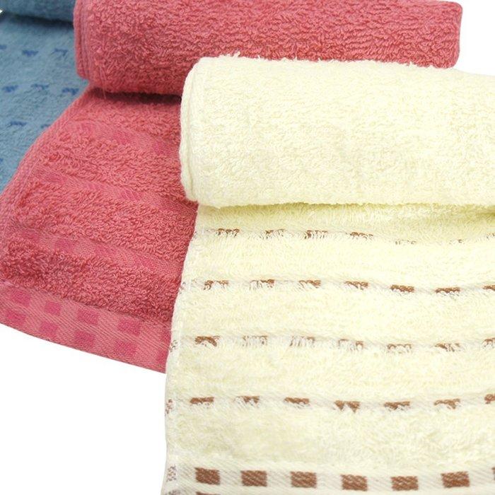 【TELITA】方格布頭易擰乾毛巾(超值9條組)免運