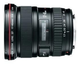 【中野數位】CANON EF 17-40mm f4 L USM 17-40/4 平輸/店保一年