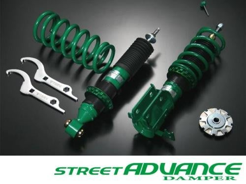 日本 TEIN Street Advance 可調 避震器 Honda 本田 CR-Z ZF2 12-14 專用 SF