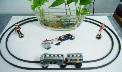 磁浮車 DIY 玩具 磁浮火車 磁浮列車 實驗零件包 自然科學 科展 科學實驗 磁浮 ~