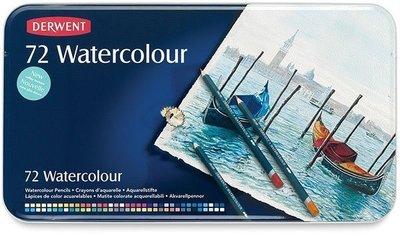 板橋酷酷姐美術 英國達爾文Derwent色鉛筆72色! 水性色鉛筆!水性水彩筆!