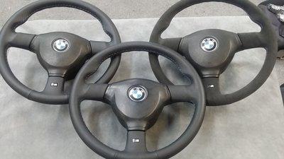 神工專業方向盤翻新編皮BMW M-TE...