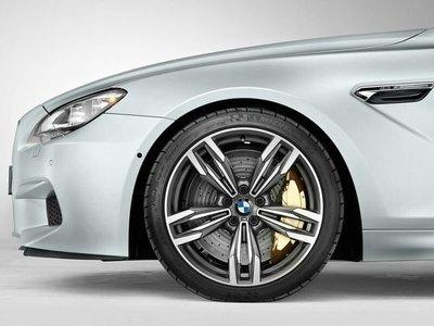 類 BMW 新款 M6 18吋 前後配鋁圈 深灰底鑽石車刀面5X114.3 5X108 5X100 5X120 ET 20 35 45