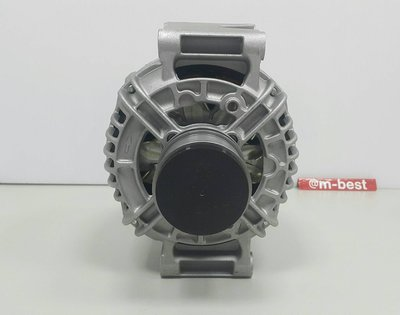 BENZ W211 M271 ML 06-08 發電機 7溝單導向皮帶 120A (OEM品牌製) 2711540802