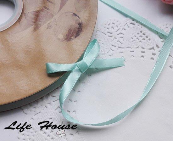 蒂芬妮藍綠色緞帶1cm緞帶 100cm 優質緞帶 包裝緞帶 禮盒緞帶 緞帶 蒂芬妮緞帶 婚禮佈置緞帶  髮飾緞帶