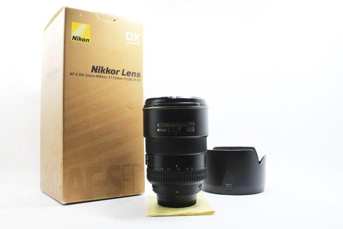 【台南橙市3C】Nikon AF-S 17-55mm f2.8 G ED DX 恆定光圈 公司貨 #13227