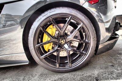 DJD19050907 Lamborghini 藍寶堅尼 LP560 LP570 20吋進口鋁圈 依當月報價為準