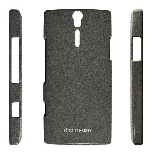 日光通訊@Metal-Slim原廠 Sony Xperia S SL LT26i LT26ii 星砂手機殼 保護殼 超薄背蓋硬殼~贈保護貼